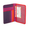 Mywalit Passport Cover Sangria Multi - 2
