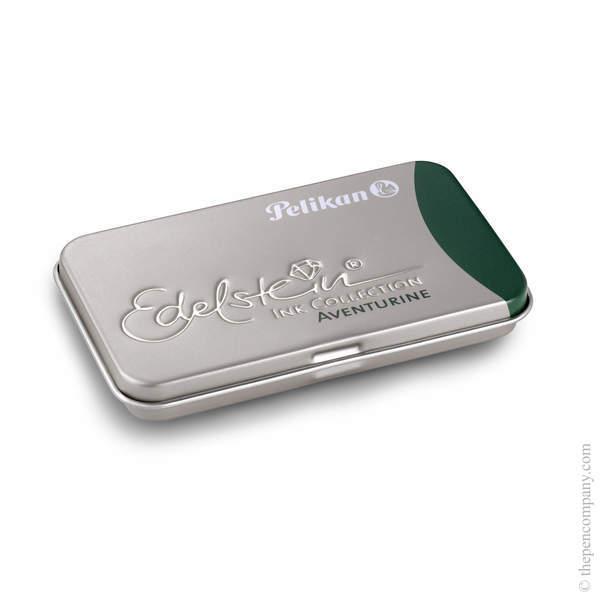 Aventurine Pelikan Edelstein Ink cartridges