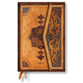 Paperblanks Mini Day-at-a-Time Safavid 2017 Diary - 1