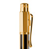 Caran d'ache Varius Chinablack Mechanical Pencil Gold - 4