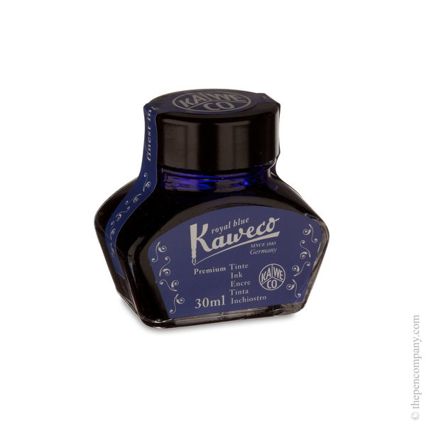 Royal Blue Kaweco Bottled Bottled Ink