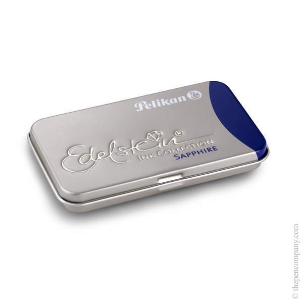 Sapphire Pelikan Edelstein Ink cartridges