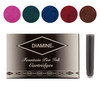 Diamine Elegance Selection Fountain Pen Ink Cartridges