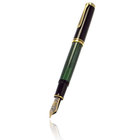 Pelikan Souveran M1000 Fountain Pen Green Medium M Nib - 5