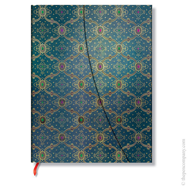 Ultra Paperblanks French Ornate Journal Journal Bleu Lined