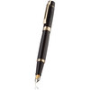 Sheaffer 300 fountain pen black with gold trim - 1