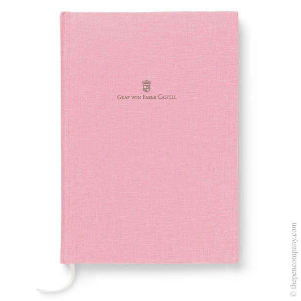 A5 Yozakura Graf von Faber-Castell Linen Notebook Journal