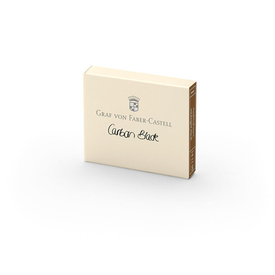 Graf Carbon Black Ink Cartridges - 1