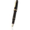 Sailor Pro Gear 2 Realo Fountain Pen Black with Gold Trim - 1