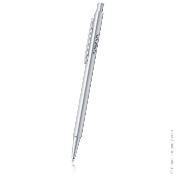 Silver Staedtler Organiser Ballpoint Pen