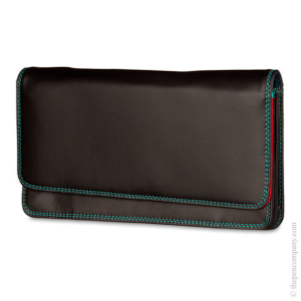 Black Pace Mywalit Medium Matinee Wallet Purse