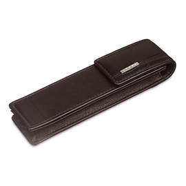 Black Cross Classic Century Pen Case for Two Pens - 1