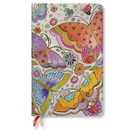 Maxi Laurel Burch Flutterbyes 2018 Diary Horizontal Week-to-View - 1