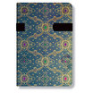 Mini Paperblanks French Ornate Bleu Address Book - 1