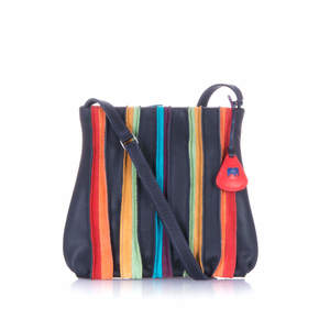 Black Pace Mywalit 606 Laguna Cross Body Bag Handbag - 1