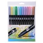 Tombow ABT 12 brush pen set - pastel - 1