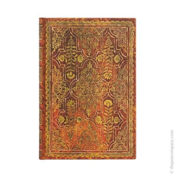 Mini Paperblanks Fall Filigree 2022 Diary 2022 Diary