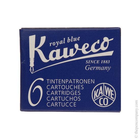 Royal Blue Kaweco Fountain Pen Cartridges - 1