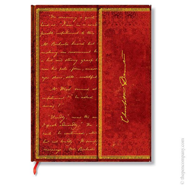 Ultra Paperblanks Embellished Manuscripts Journal Brontë, Jane Eyre Lined