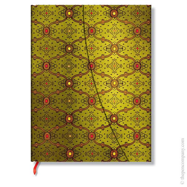 Ultra Paperblanks French Ornate Journal Journal Vert Lined