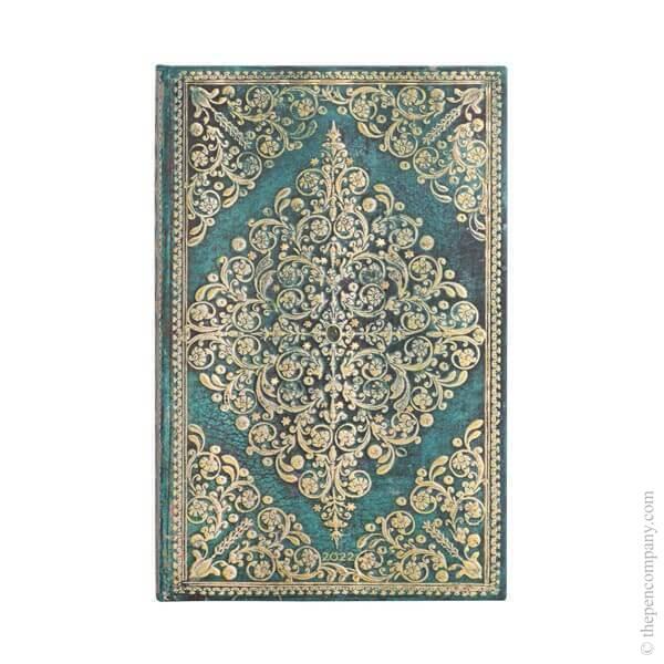 Maxi Paperblanks Diamond Rosette 2022 Diary 2022 Diary