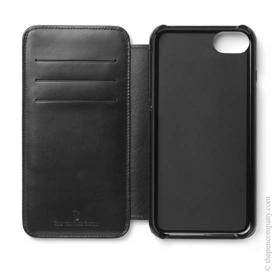 Black Graf von Faber-Castell Epsom iPhone 8 Cover Phone Case - 1
