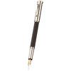 Graf von Faber-Castell Classic Ebony Fountain Pen Medium Nib-1