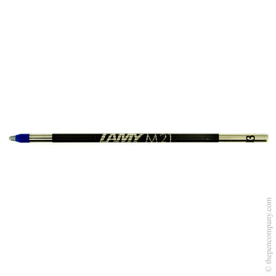 Lamy M21 Mini Ballpoint Pen Refill Blue - 1