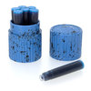 Visconti Fountain Pen Ink Cartridges Turquoise - 1