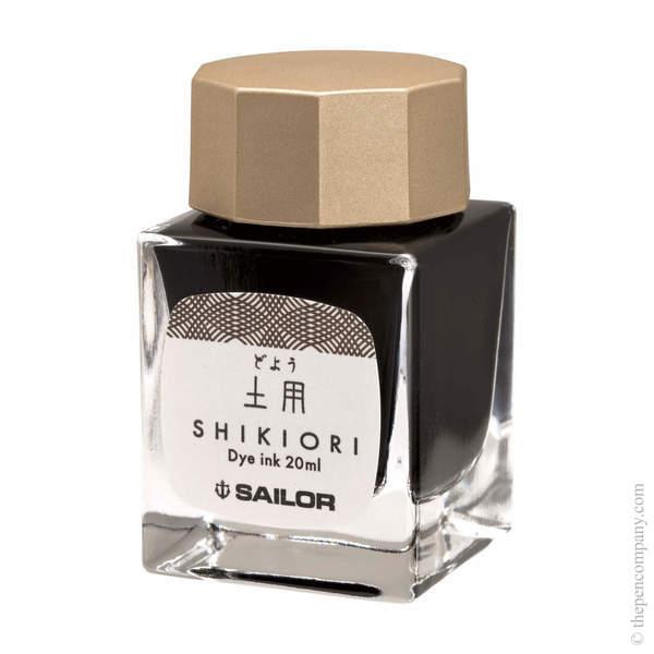 Doyou Sailor Bottled Shikiori Ink