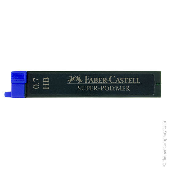 Faber-Castell Mechanical Pencil Leads 0.7mm HB - 1