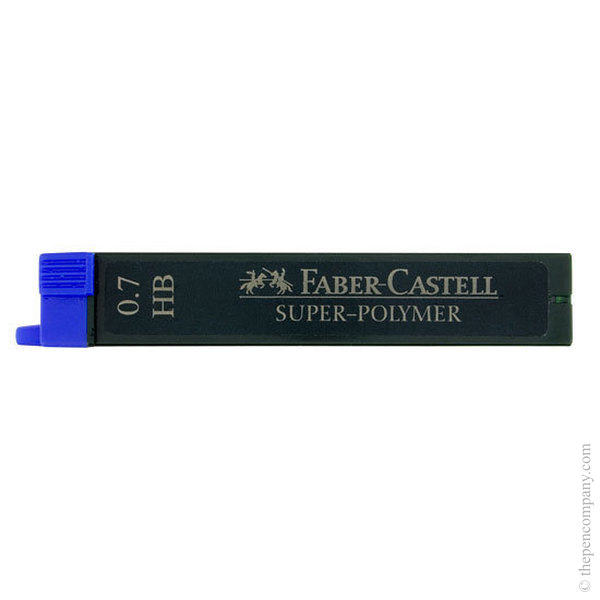 Faber-Castell Super Polymer Leads Refill 0.7mm HB