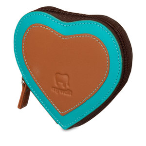 Mywalit Heart Purse Chocolate Mousse - 1