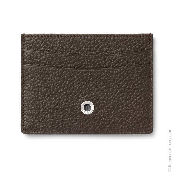 Graf von Faber-Castell Cashmere Credit Card Holder Double-Sided