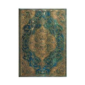Paperblanks Turquoise Chronicles Turquoise Chronicles 2022 Diary Grande - Front