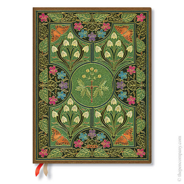 Ultra Paperblanks Poetry in Bloom Flexi 2021 Diary 2021 Diary