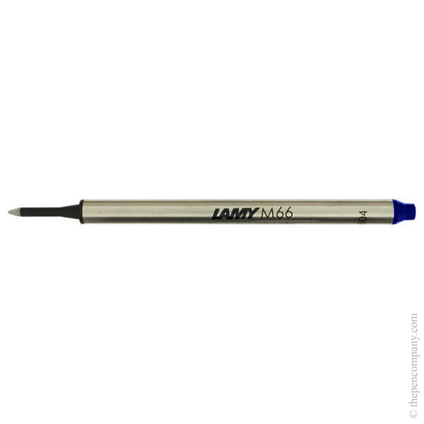 Blue Lamy M66 Capless Rollerball Refill Medium