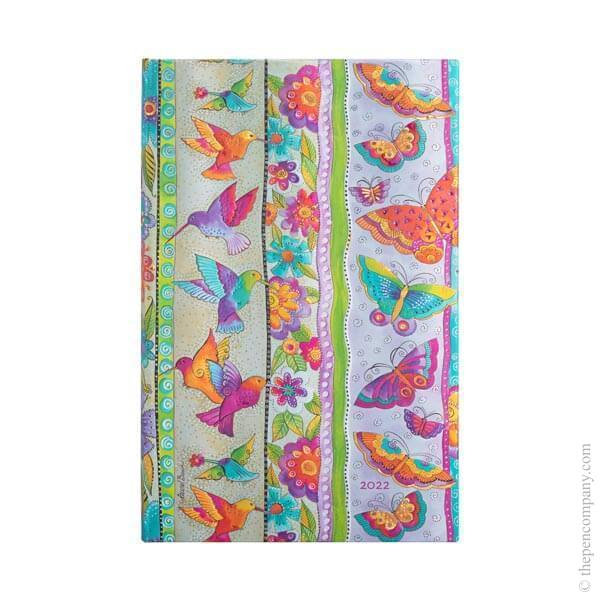 Maxi Paperblanks Playful Creations 2022 Diary 2022 Diary