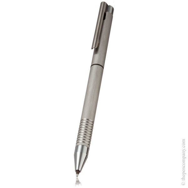 Stainless Steel Lamy Logo Brushed Multifunction Pen 1 x Pen, 1 x Pencil 0.5mm