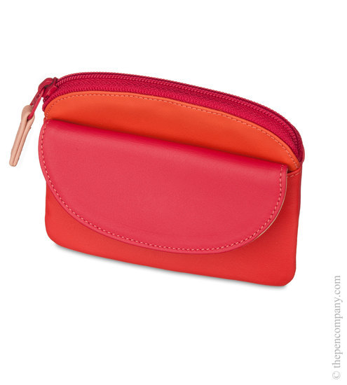 Mywalit Coin Purse with Flap Candy - 1