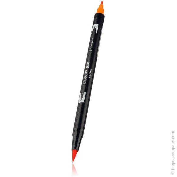 933 Orange Tombow ABT Brush Pen Brush Pen