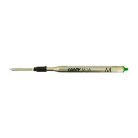 Lamy M16 Ballpoint Pen Refill Green Medium - 1