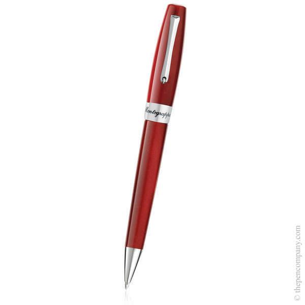 Red Velvet Montegrappa Felicità Ballpoint Pen