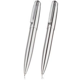 Sheaffer 500 chrome ballpoint and pencil set - 1