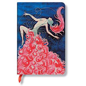 Lined Mini Paperblanks Cabaret Cabaret Vintage Vogue Journal - 1