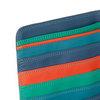 Mywalit Large Wallet Zip Purse Aqua - 3