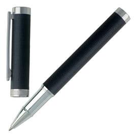 Blue Hugo Boss Column Rollerball Pen - 1