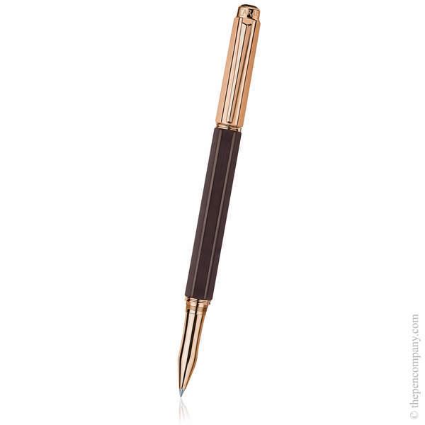 Caran d'Ache Varius Ebony Rollerball Pen
