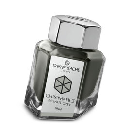 Caran d'Ache Chromatics Ink - Infinite Grey - 1