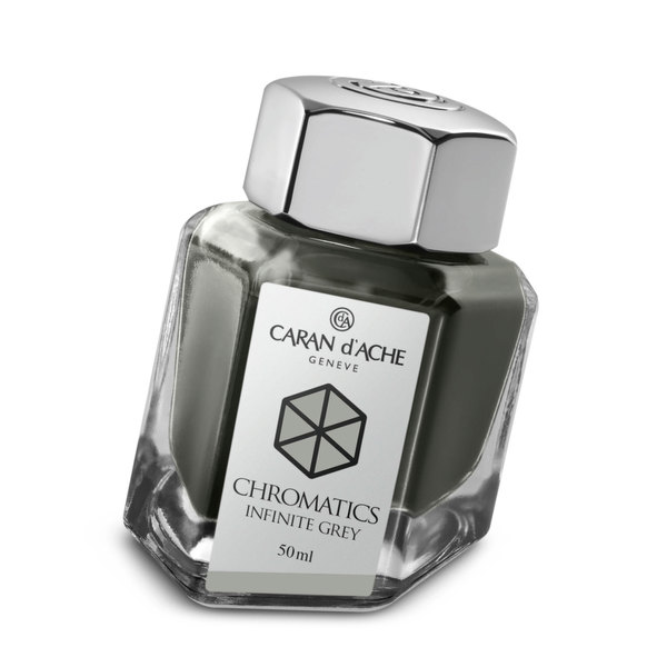 Infinite Grey Caran d'Ache Bottled Chromatics